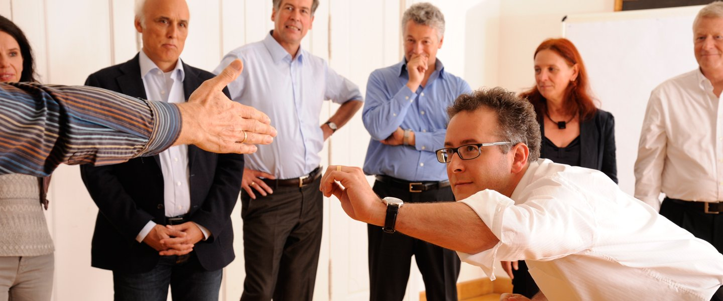 trainingssituation bei coaching.at