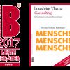 Trigon Beste Berater 2017 brand eins Coaching